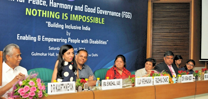 NOTHING IS IMPOSSIBLE: Building Inclusive India by Enabling & Empowering People with Disabilities