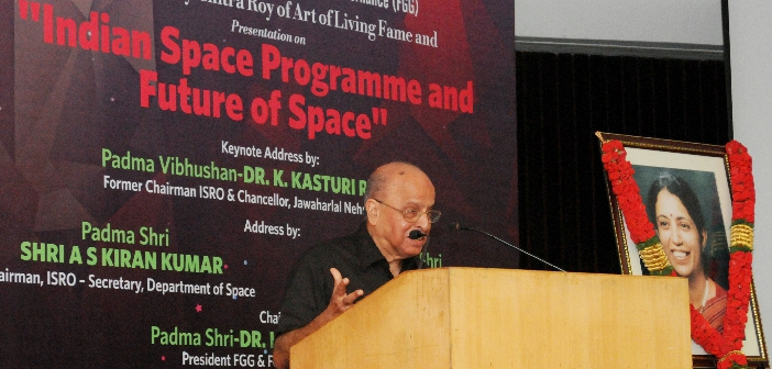 Indian Space Programme and Future of Space