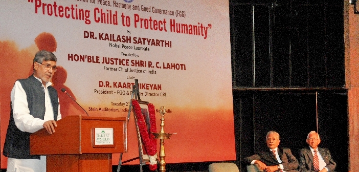 Protecting Child to Protect Humanity