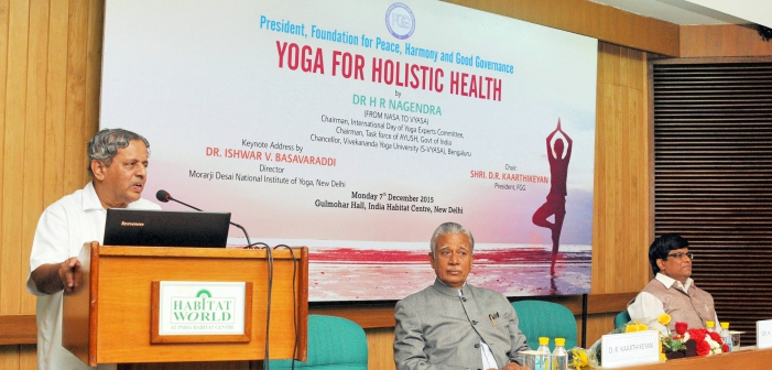 Yoga for Holistic Health